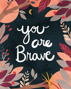 You are brave! This color version is more traditionally feminine, for those of you looking to specifically encourage the little girls in your lives.