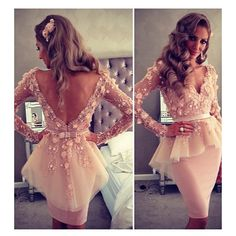 Engagement dress ideas. Designer: @veronicaalkhourycouture