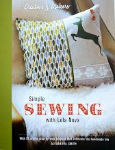 My Book - Simple Sewing with Lola Nova