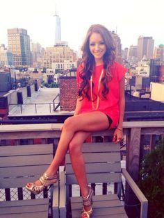 Melanie Iglesias Legs