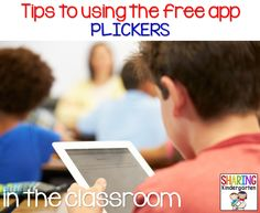 Tips to Use Plickers