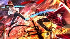 Anime Fate/Stay Night: Unlimited Blade Works  Shirou Emiya