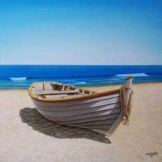 painting boats - Google Search - Horacio Cardozo