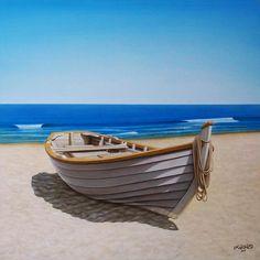 painting boats - Google Search - Horacio Cardozo