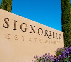 Napa Valley winery on Silverado Trail | Signorello Estate | Limited Product Wines