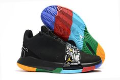 "36d2368a94a268 2018 New Jordan ""Martin"" Black University Gold-White. Jordan Ling · Chris  Paul s Jordan CP3.XI Men s Basketball Shoes"