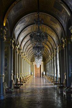Salon des Arcades de l'Hôtel de Ville de Paris
