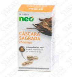 CASCARA SAGRADA NEO 45 CAPSULAS