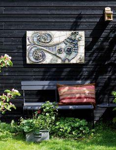 Udeliv: Se 3 hyggekroge til den danske sommer her - ALT. Creative Deck Ideas, Home Addition Plans, Ceramic Texture, Pergola Garden, Decks And Porches, How To Purl Knit, Beach Cottages, Home Decor Styles, Garden Art