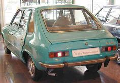 Skoda 740 Prototype