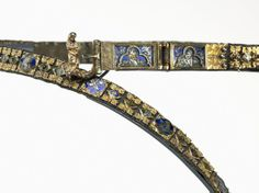 Belt for a Lady's Dress, c. 1375-1400. Italy, Siena?. Cleveland Art Museum.