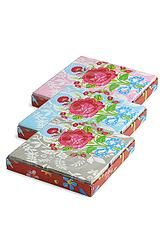 PiP Studio NAPKINS in Box - 3 colors