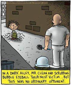 In A Dark Alley
