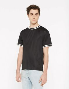 T-Shirt Football - T-shirts & Polos - Sandro Paris