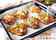 Bruschetta, Recipies, Menu, Chicken, Ethnic Recipes, Party, Food, Polish Food Recipes, Recipes