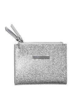 Glittery wallet