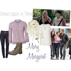 get the look - mary margaret #9