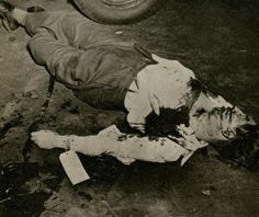 Weegee, Dead on Arrival, 1941