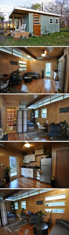 The Modern Cabin from Kanga Room Systems