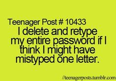 I do this on my laptop<<<same!