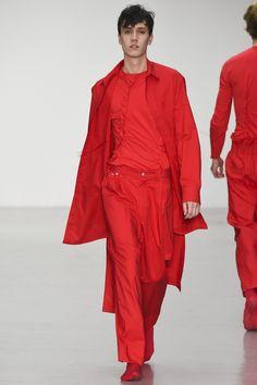 Craig Green, autumn/winter 2015 menswear