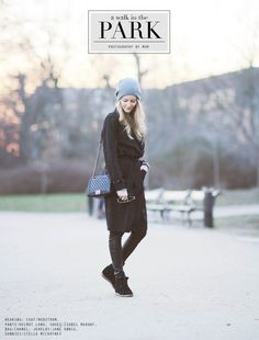 A walk in the park - Passions for Fashion