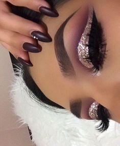 Untitled #makeuplooksglitter