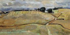 """Northrigg Hill, Winifred Nicholson, 1926 """