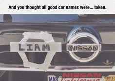 Good Car Name