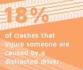 Distractions cause crashes.  Your teen may know everything but help they with these tips from IKnowEverything.