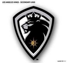 LA Kings Secondary Logo Photo:  This Photo was uploaded by SigmaKappaSK. Find other LA Kings Secondary Logo pictures and photos or upload your own with P...