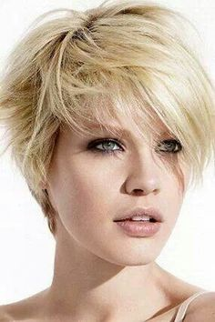 Short hair http://janelistyle.com #hairstyle #shorthair #shorthairdo #shorthairstyle #hairdo