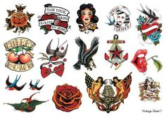 Amy Winehouse Temporary Tattoos Online Try before you Ink Free Delivery Vintage, Fake Henna Rockabilly, Elvis and pin up girls Temporary Tattoos. Go to your Costume Party now looking fabulous as Amy Winehouse. Rockabilly Tattoos, Retro Tattoos, Pin Up Tattoos, Cool Tattoos, Fake Tattoos, Rockabilly Tattoo Designs, Tatoos, Rockabilly Ideas, Arabic Tattoos