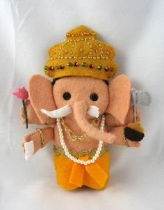 Adorb Ganesha!