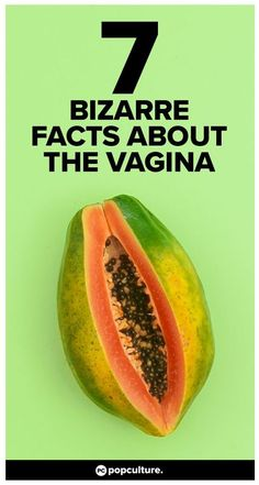 The vagina is a pretty amazing thing. It's a canal for giving life, a self-cleaning machine and a control room for absolute pleasure, arguably making it the coolest body part there is. Check out these bizarre facts about this mysterious lady cave and get better acquainted! Popculture.com