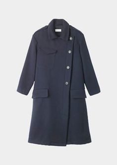 Aida Coat - toast uk