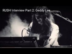 RUSH Interview Part 2: Geddy Lee - YouTube