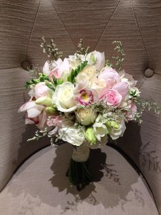 Wedding bouquet - By Sofia Bridal Flowers