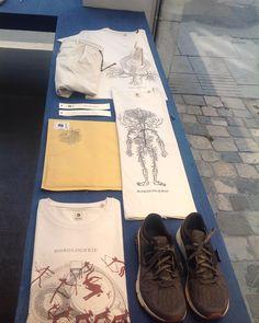 Line #man # tshirt #by #Lacerba #Rimini #italy # dbtempus #artist by dbtempus