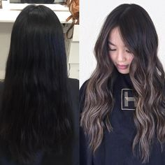 Hairdressing Advice That Will Keep Your Hair Looking Great Pelo Bronde, Ashy Balayage, Winter Hairstyles, Pretty Hairstyles, Natural Hair Highlights, Dark Highlights, New Hair, Your Hair, Natural Hair Styles