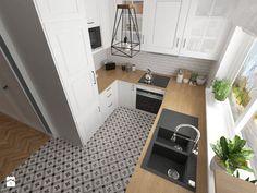 Kuchnia styl Prowansalski - zdjęcie od white interior design - Kuchnia - Styl…