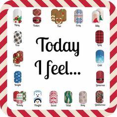 Today I Feel Christmas 2015