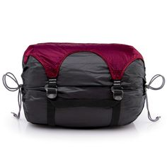 Hobo Roll --The Hobo Roll is not your standard stuff sack. With 5 internal compartments and 2 compression straps to condense your cargo, it makes a perfect packing organizer for all sorts of items and can double as a spare carry-on for the extra stuff you bring home from your adventures.