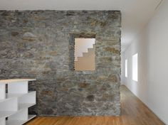 I Love An Interior Window. An Interior Window In A Rock Wall? Thatu0027s Pretty