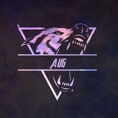 Create log o, avatar Wolf Galaxy online Logo Desing, Team Logo Design, Graphic Design Services, Hacker Logo, Logo Online, Logo Esport, Thumbnail Youtube, Galaxy Wolf, Profile Logo