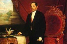 Papelería Azul: 21 de marzo de 1806 - Nace Benito Juárez