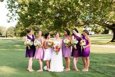 Sam + Clinton | A Sweet Country Club Wedding | Candice Adelle Photography | VA DC MD Wedding + Families Photographer