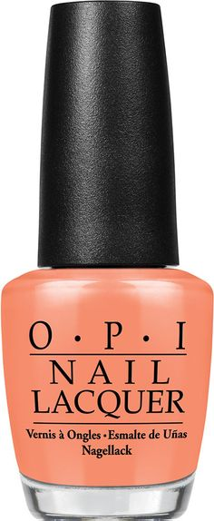 This fruit orange creme is fabulous and makes us want to put our toes in the sand.