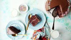 Super Moist Chocolate Cake Recipe - Genius Kitchen