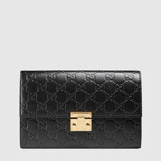Gucci Padlock pouch ($1,200 USD)